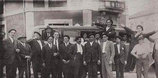 Rufo, Milio el del cura, Pepe Estebánez... 1930