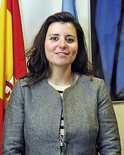 Noelia Menéndez Díaz, Gerente de la Sociedad Regional de Turismo (SRT)