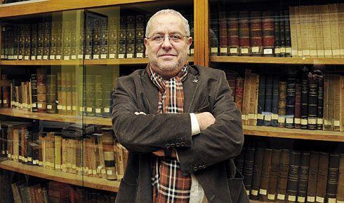 Víctor Vázquez, biólogo, miembro del Real Instituto de Estudios Asturianos y ex-director de Recursos Naturales del Principado de Asturias.