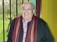 Angel García. Alcalde de Amieva.