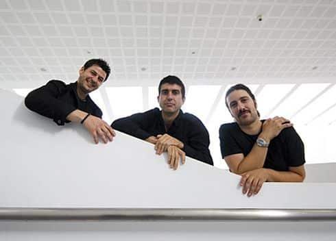 Jacobo de Miguel (piano), David Casillas (contrabajo) y Fernando Arias (batería)