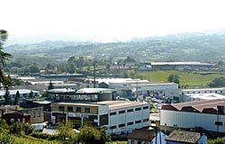Polígono Industrial de Perográn (Siero)