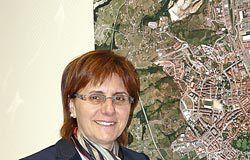 Pilar Varela. Alcaldesa de Avilés.