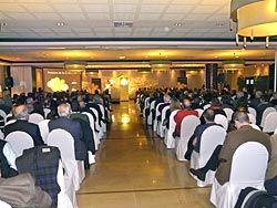 Público asistente a los VII Premios de la Crítica 10.