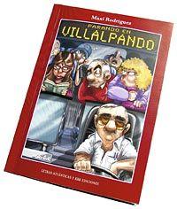 Parando en Villalpando, último libro de Maxi Rodríguez