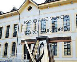 Escuela de Música en Grado.
