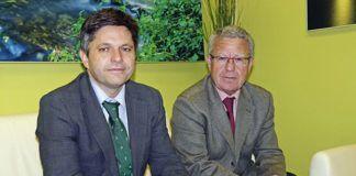 Daniel Couso y Lorenzo Cerón. Entidad de Conservación del PEPA (ENCO PEPA)