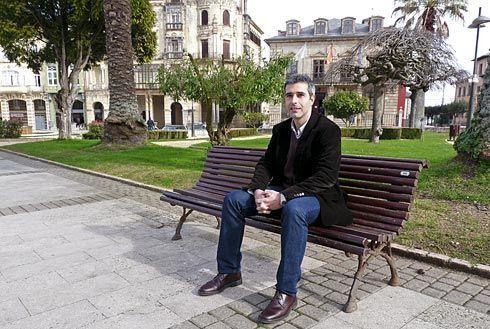 Fernando Suárez. Alcalde de Ribadeo (Lugo)