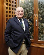 Juan Luis Rodríguez-Vigil, Ex-Presidente del Principado de Asturias y ex-Consejero de Sanidad