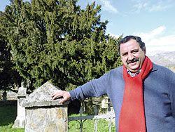 Elías Rodríguez Lozano, Alcalde de Caso y Presidente de la Mancomunidad Valle del Nalón