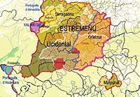 La llingua asturiana en Cáceres