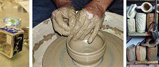 Artesanía asturiana.