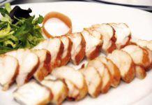 Pixín alangostado. XXV Aniversario de las Jornadas Gastronómicas del Pixín. Del 21 al 24 de abril en Muros de Nalón.