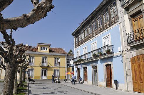 Plaza del Marqués de Muros