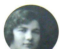 Una de las nueve Mujeres representativas de los concejos del Parque Histórico del Navia
