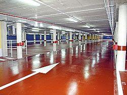Parking subterráneo en El Ribazo, con capacidad para 186 vehículos (Navia)