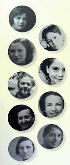 Las mujeres en el Navia-Porcía