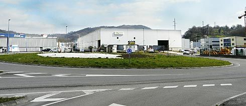 Polígonos industriales de Riaño (Langreo)