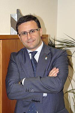 Manuel Barba Morán, Director del Instituto Asturiano de Prevención de Riesgos Laborales.