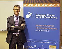 Raúl del Coso. Gerente de Fundación para el Progreso del Soft Computing.