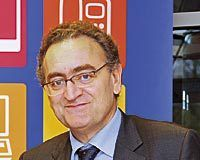 Juan García-Conde. Presidente de TeleCable.