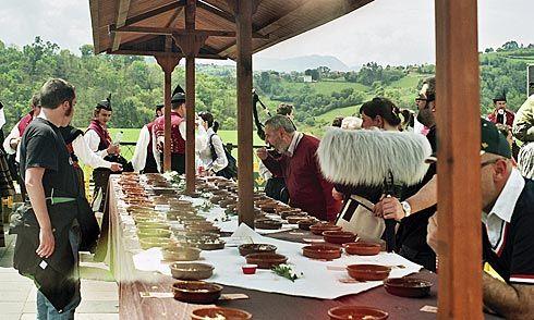 Fiesta del Arroz con Leche en Cabranes