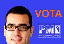 En las municipales ha aumentado el número de opciones electorales. Campaña diseñada por el laureado artista asturiano Iván Jambrina.