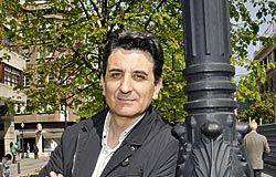 Juan Carlos de la Madrid. Escritor.
