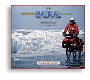 Libro Expedición Baikal, solo en el hielo