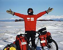 Juan Menéndez Granados: Expedición Lago Baikal