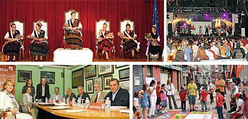 Sociedad de Festejos y Cultura San Pedro de La Felguera