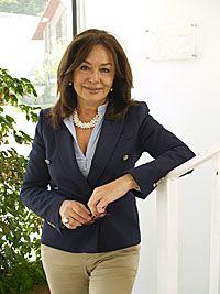Carmen Argüelles, gerente de la Feria de Mieres.