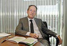 Aurelio Martín. Consejero de Medio Rural y Pesca