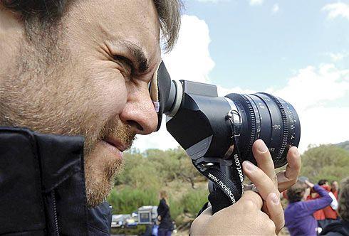 Tom Fernández, director de cine.