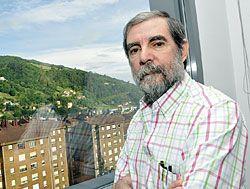 Miguel Angel Alvarez García, director del Instituto de Recursos Naturales y Ordenación del Territorio (INDUROT) de la Universidad de Oviedo.