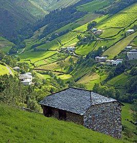 Braña La Candanosa (Valdés)