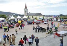 Vista central de la Feria de Muestras del Occidente Astur