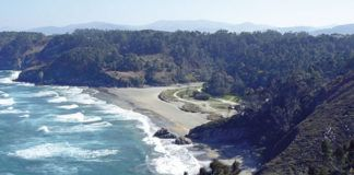Playa de Otur (Valdés)