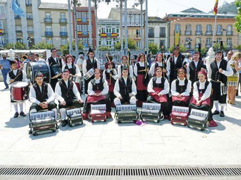 Banda de la Escuela Municipal de Música de Vegadeo