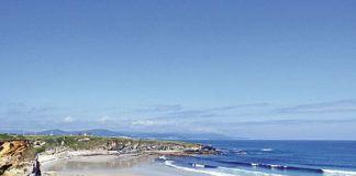 Playa de Pasadas, en el concello de Barreiros.