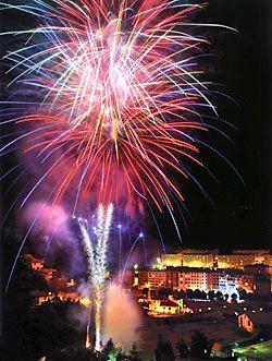 El 16 de julio es el día grande en Cangas del Narcea con la celebración de La Descarga.