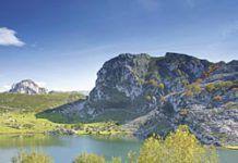 Lago Enol (Cangas de Onís)
