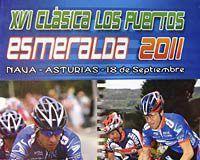 Ciclismo en Los Puertos Esmeralda