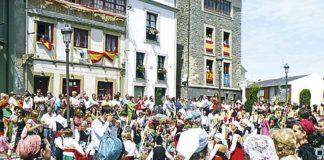 Danza Prima, el día de Nuestra Señora de la Barca