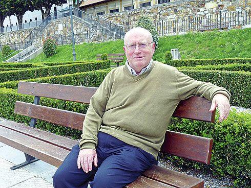 Servando Fernández. Cronista Oficial de Navia y Presidente de la Fundación Amigos de la Historia.