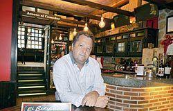 Miguel Angel de Dios. Miembro de la Junta Directiva de Hostelería de Asturias y Presidente de la Junta Local de Oviedo