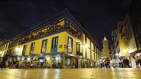 Plaza El Fontán (Oviedo)