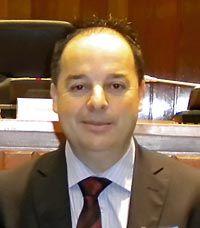 Marcos Gutiérrez Escandón. Alcade de Parres.