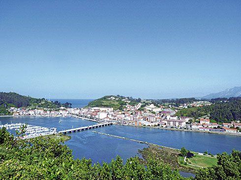Vista de Ribadesella