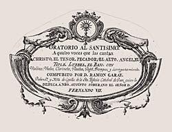 Asturianos ilustres: Ramón Garay, compositor del Clasicismu